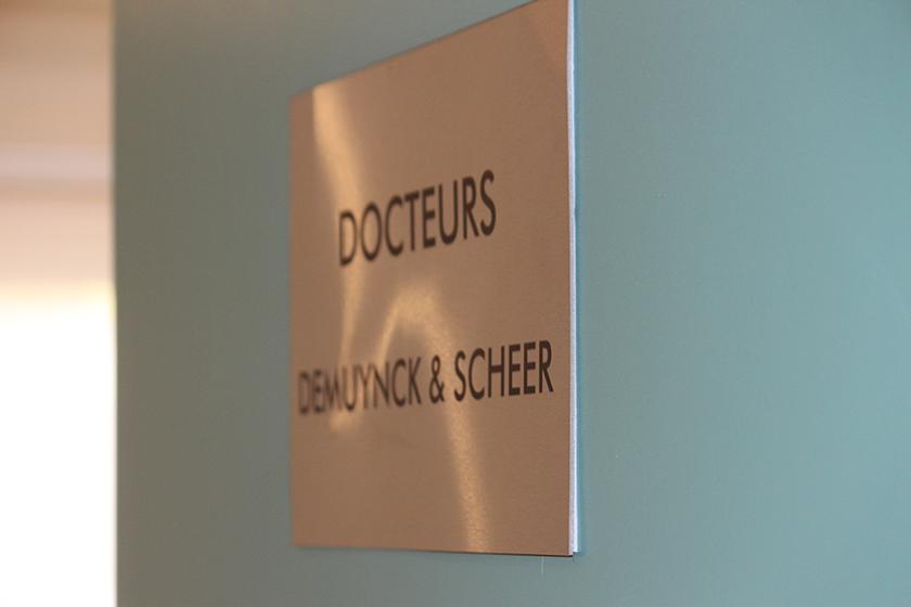 Docteur Demuynck et Docteur Scheer